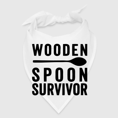 WOODEN SPOON SURVIVOR! - Bandana