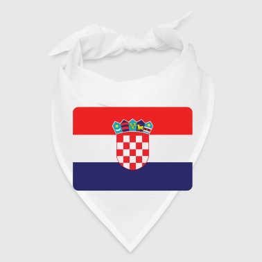 Croatia CROATIA IS THE NUMBER 1 - Bandana