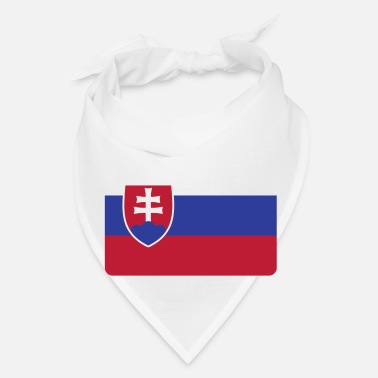 Number SLOVAKIA IS THE NUMBER 1 - Bandana