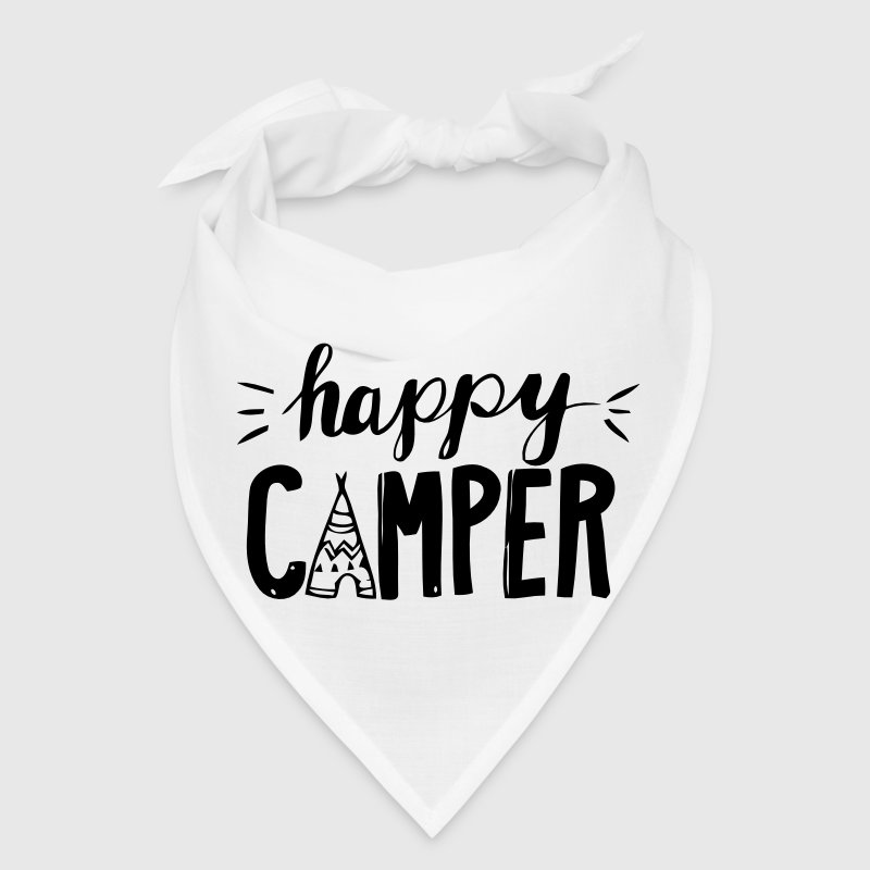 HAPPY CAMPER - Bandana