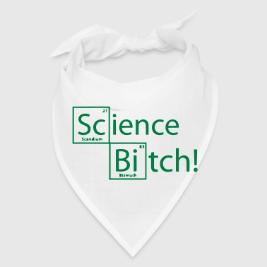 SCIENCE, BITCH! - Bandana