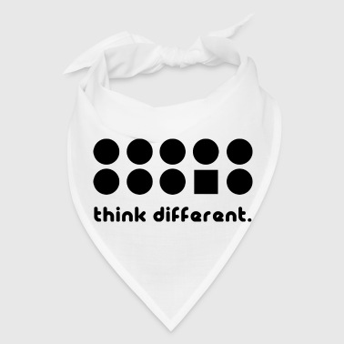 THINK DIFFERENT - Bandana