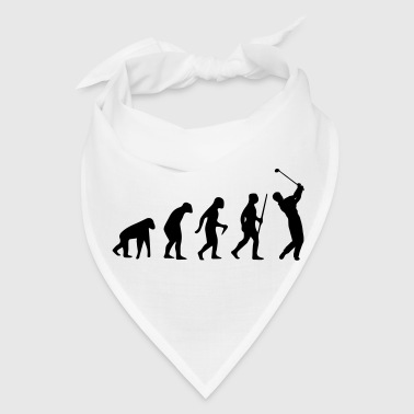 EVOLUTION OF GOLF - Bandana