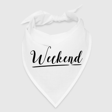 WEEKEND - Bandana