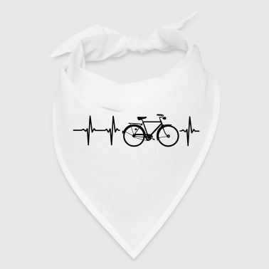 I LOVE MY BICYCLE! - Bandana
