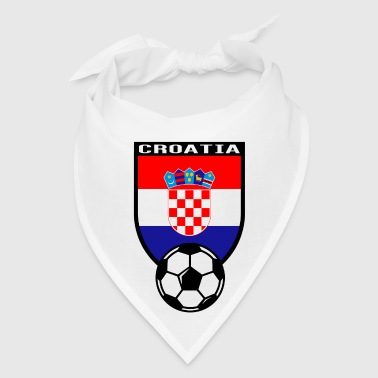 Croatia European Football Championship 2016 Croatia - Bandana