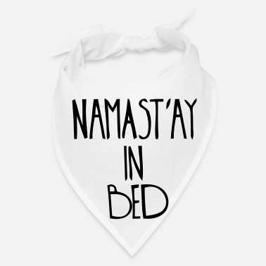 Bed NAMASTAY IN BED - Bandana