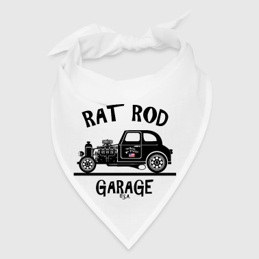 RAT ROD Garage, USA! - Bandana