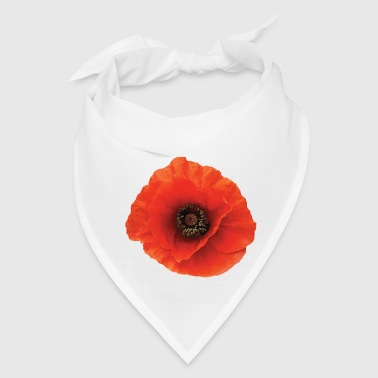 Red Poppy - Bandana