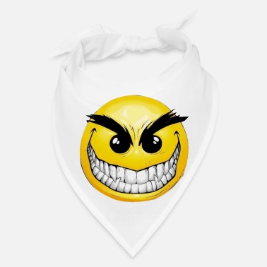 Evil Evil Smiley - Bandana