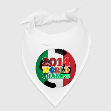 2014 World Champs Ball - Italy - Bandana