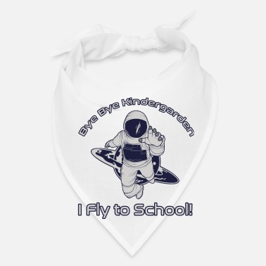 School School Astronaut Start of School Enrolment School - Bandana
