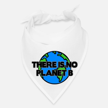 Take Save earth - Climate Change and Global Warming - Bandana