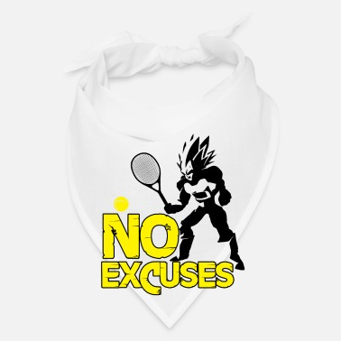 Prince Of Tennis No Excuses shirt - Bandana