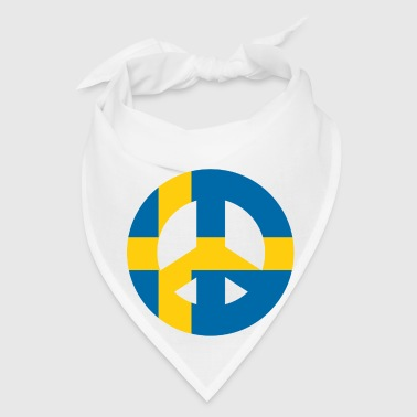 SWEDISH PEACE SIGN - Bandana