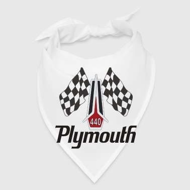 Plymouth 440 Hood Ornament - Bandana