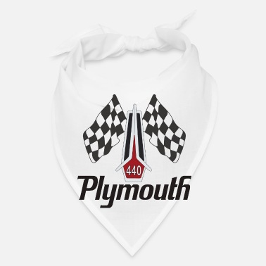 Ornament Plymouth 440 Hood Ornament - Bandana