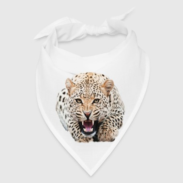 Cheetah Face - Bandana