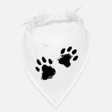 Animal Dog paw animal love animal - Bandana