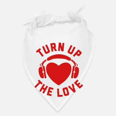 Turn On TURN UP THE LOVE - Bandana