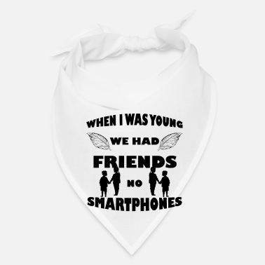 Childhood Friends Smartphone Childhood - Bandana