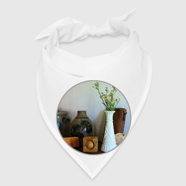 Vase With Wild Flowers - Bandana