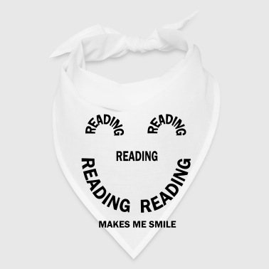 Reading Smile - Bandana