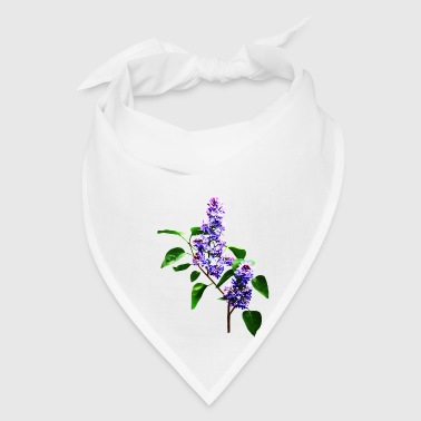 Spray of Lilacs - Bandana
