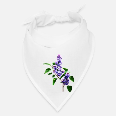 Spray Spray of Lilacs - Bandana