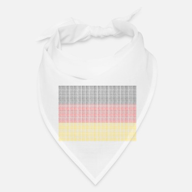 Flag Of Germany Germany Flag - Bandana