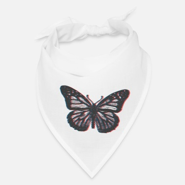 Insect Insect butterfly insect admiral gift - Bandana