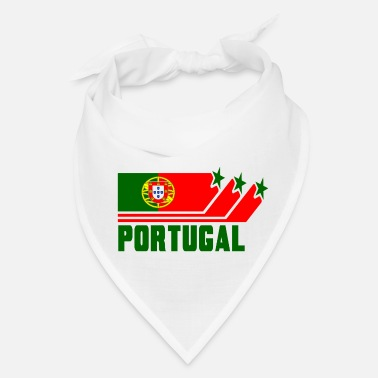 Portugal Portugal Design with Flag - Bandana