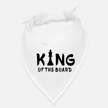 King King on the board / King of the board - Bandana