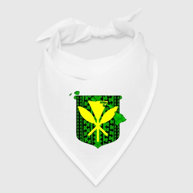 Hawaii Coat Of Arms - Bandana