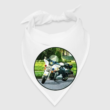 Neighborhood Police Motorcycle - Bandana