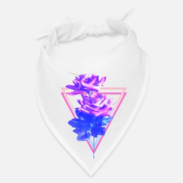 Triangle Rose Triangle - Bandana
