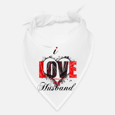 Expression I love my Husband - Bandana