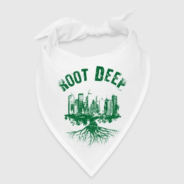 Root deep urban green - Bandana