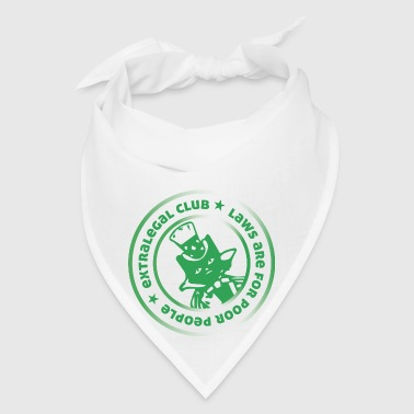 Extralegal Club - Bandana