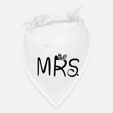 Mr MRS. - Bandana