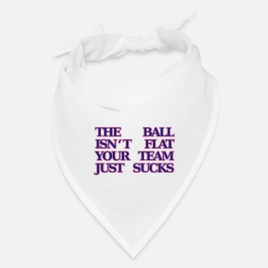 Sports Quotes SPORTS QUOTE! GIFT IDEA FOR SPORTS FAN - Bandana