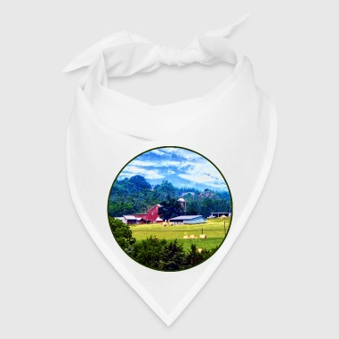 Farm in the Distance - Bandana