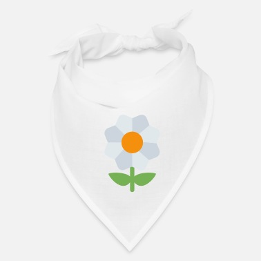 Garden Flowers Spring and Summer - Bandana