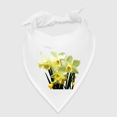 Daffodils and Buds - Bandana