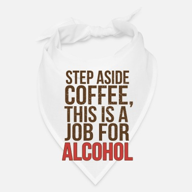 Job JOB FOR ALCOHOL - Bandana
