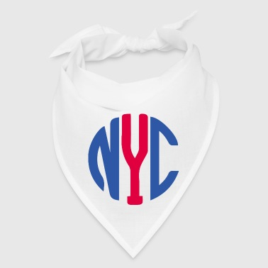 New York City monogram - Bandana