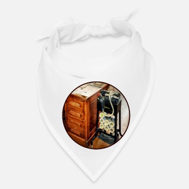 Fashion Old Fashioned Dictaphone - Bandana