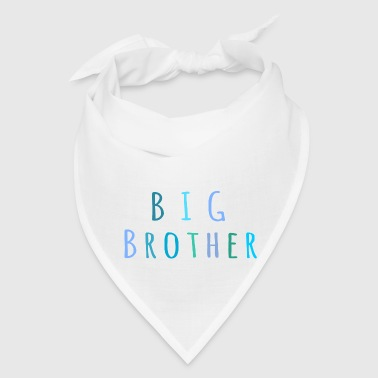 Big Brother in blue - Bandana