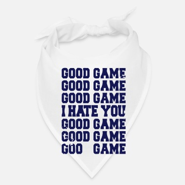 Hockey Good Game - Bandana