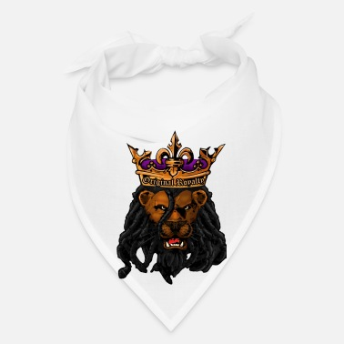 King King Lion - Bandana